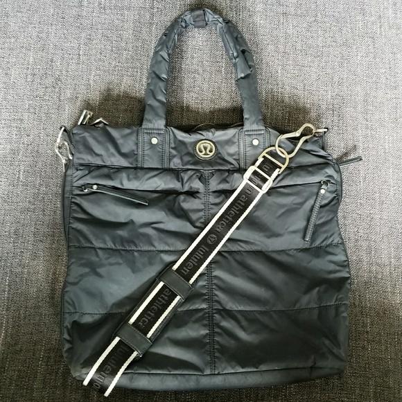 126518d0ab3 lululemon athletica Handbags - Lululemon Fast In Flight Yoga Tote/Laptop Bag